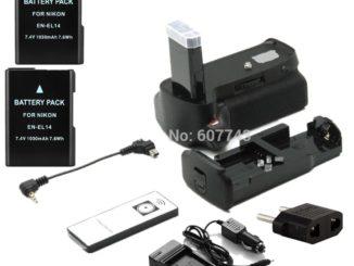 Batteria fotocamera