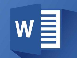 Word Microsoft