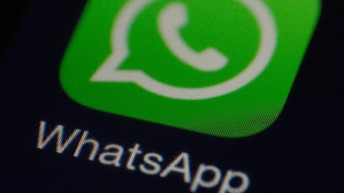 WhatsApp - Foto di Alfredo Rivera