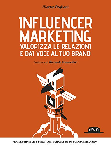 Influencer Marketing, Flaccovio Edtiore