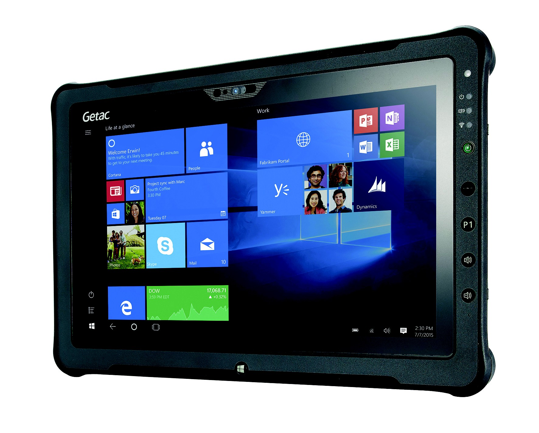 Tablet Getac F110