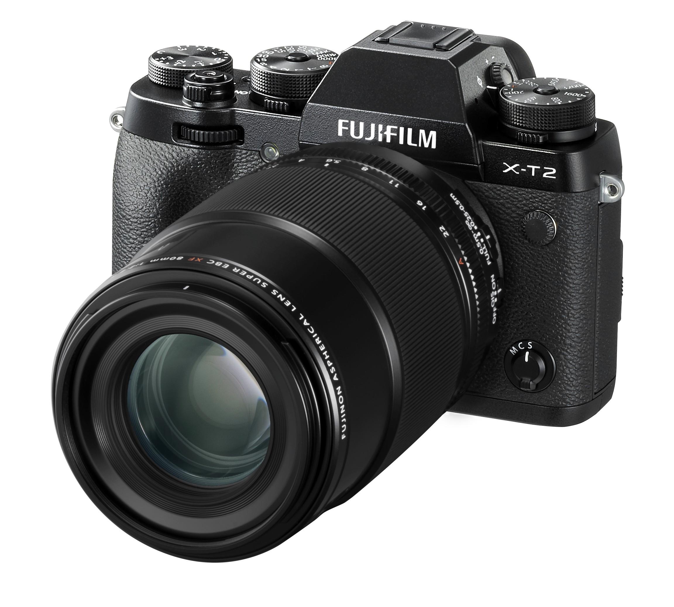 Obiettivo FUJINON XF80mmF2.8 R LM OIS WR Macro