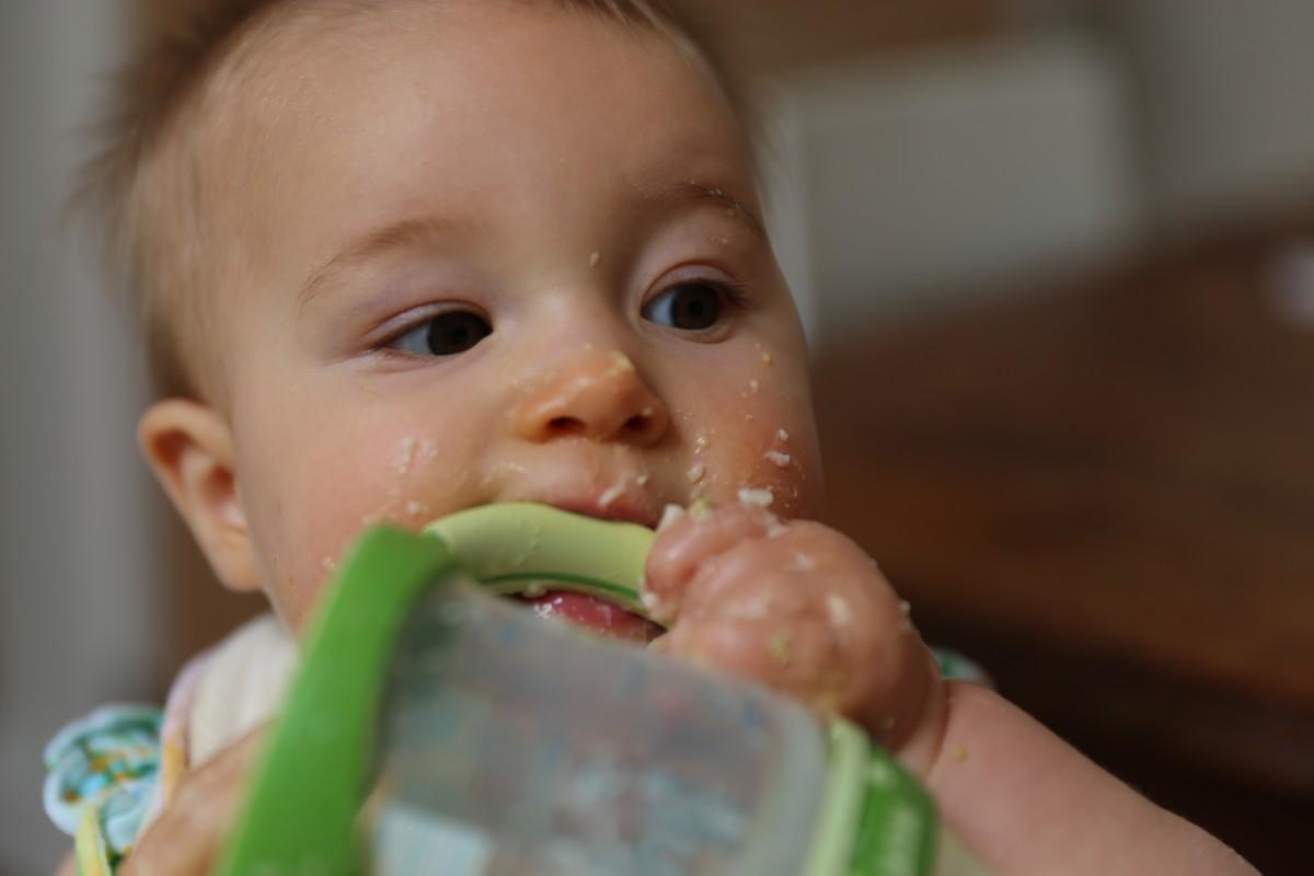 Una foto di un bimbo presente sulla piattaforma Lifecake, Canon - Foto Ufficio Stampa Canon