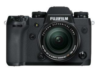 Fotocamera mirrorless Fujifilm X-H1