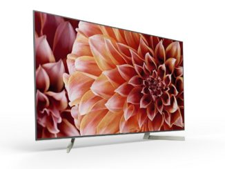 TV Sony XF90 Serie