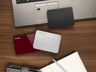 Toshiba nuova serie CANVIO