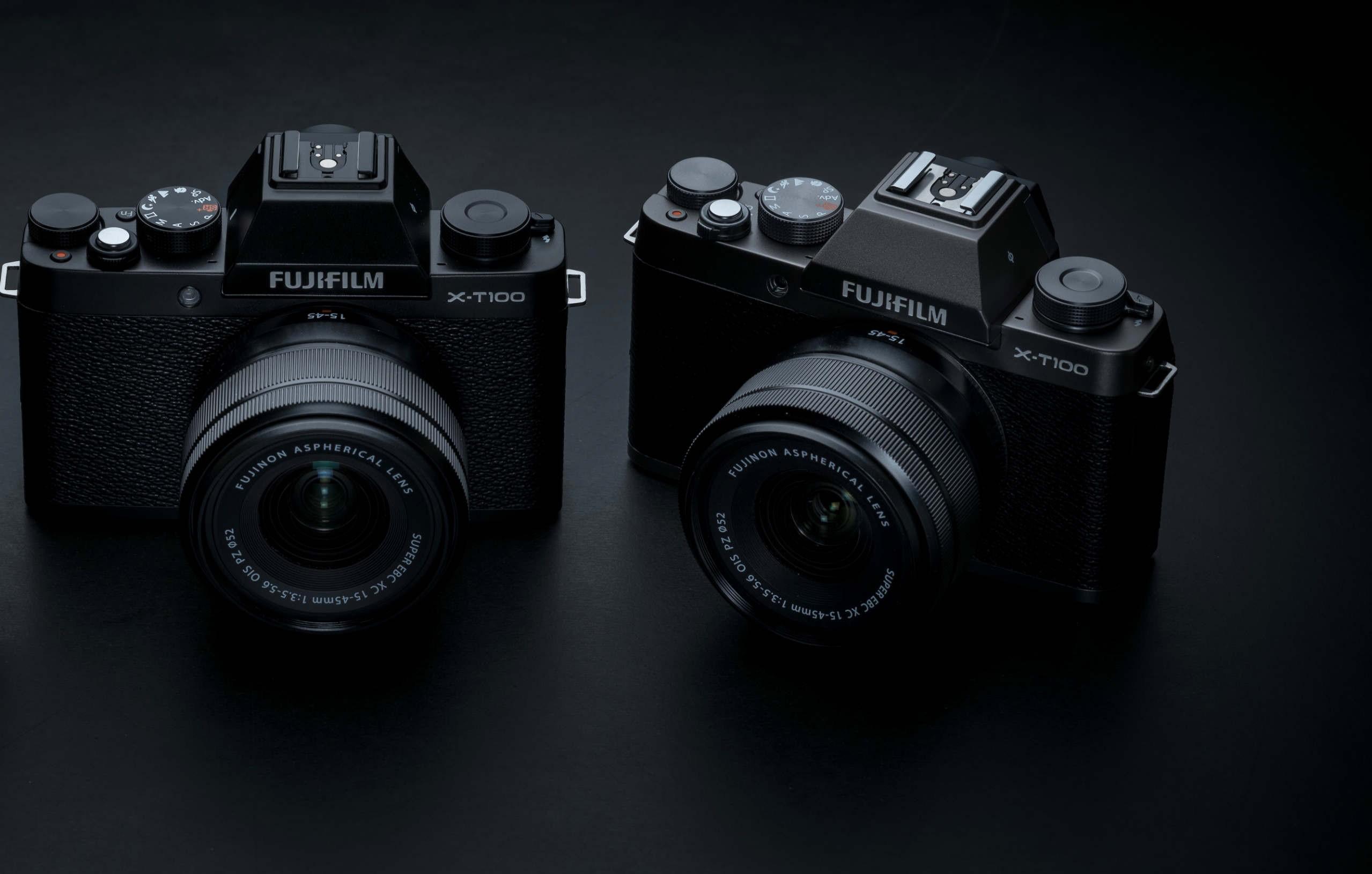 Fotocamere mirrorless Fujifilm X-100T
