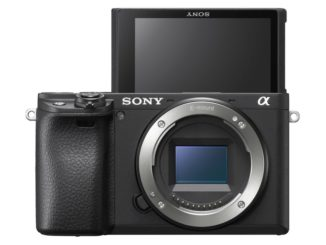 Sony mirrorless a6400