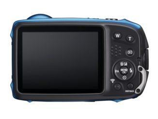 fotocamera XP140_Blue_Back