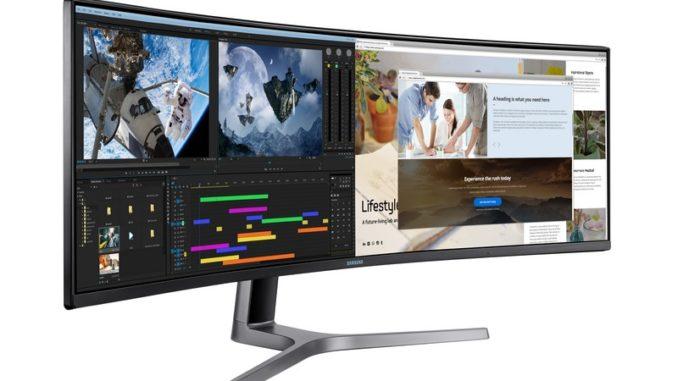 nuovi monitor samsung