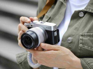 Fotocamera FUJIFILM X A7
