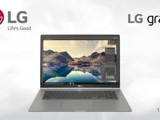 LG Notebook LG gram