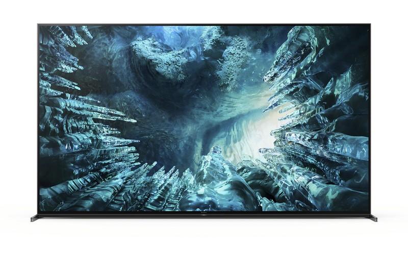 TV Sony Full Array LED 8K da 75''