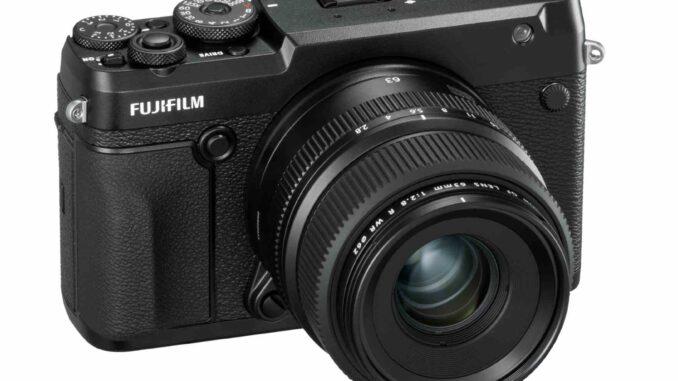 Fotocamera FUJIFILM GFX_50R