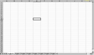 Il lotto su Excel, 1