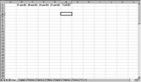 Il lotto su Excel, 3