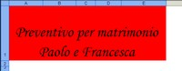 Matrimonio, 3
