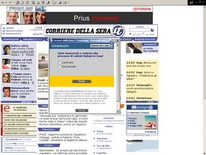 Sondaggi sul web, 1
