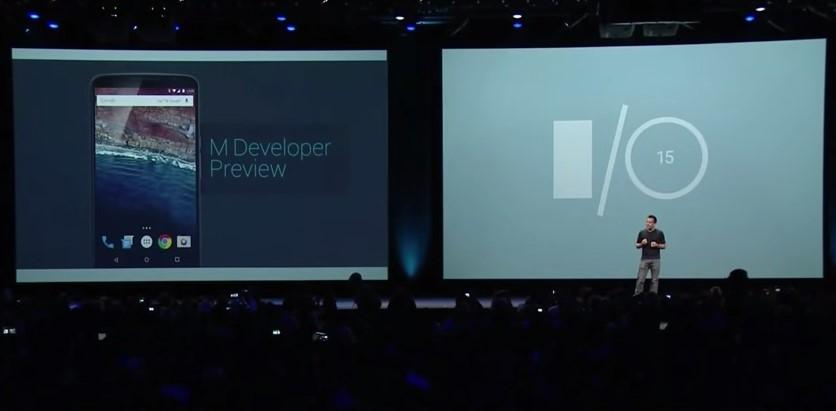 Presentazione Android M