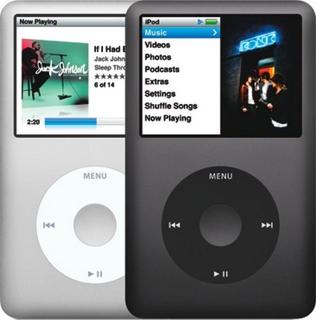 iPod Classic: fine di un mito