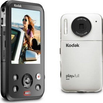 Kodak Playfull Dual Camera