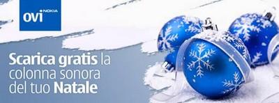 Ovi Musica di Nokia per Natale