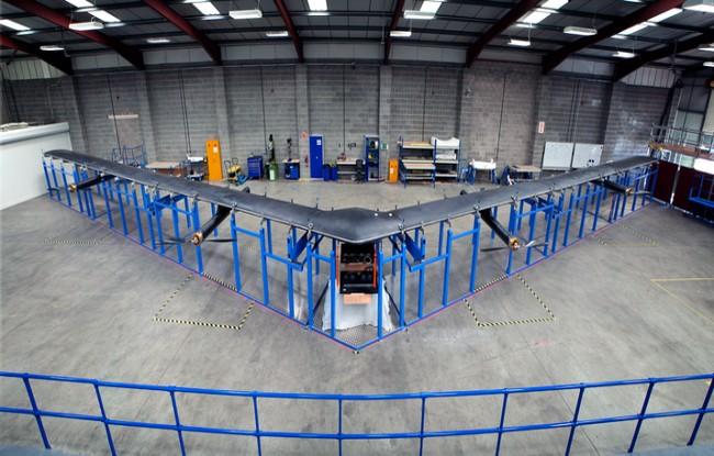Facebook Aquila, drone per portare connessione