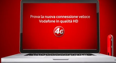 Vodafone 4G nelle località di vacanza