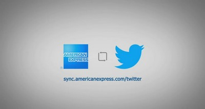 Amex Sync on Twitter