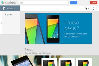 Google Play Device
