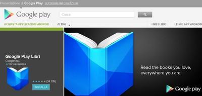 Google Libri in italiano