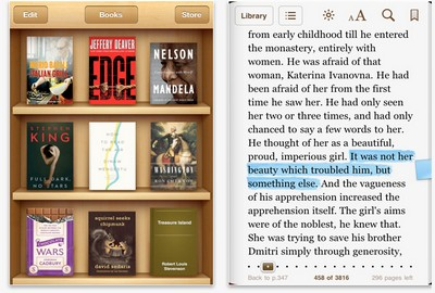 iBookstore: ebook italiani disponibili