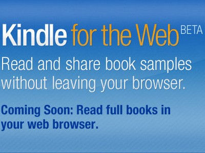 Kindle for the Web