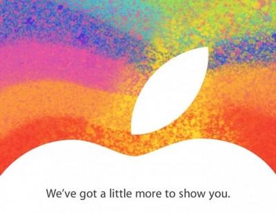 Evento Apple 23 ottobre: in arrivo iPad Mini?