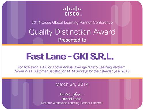 Fast Lane - GKI