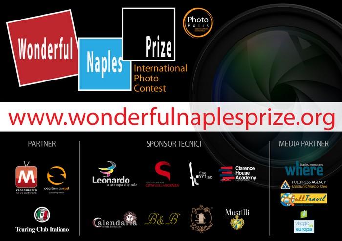 Flyer Concorso fotografico Napoli