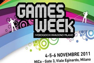 Games Week a Milano, videogiochi e novità del settore