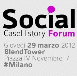 Social CaseHistory Forum