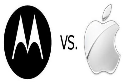 Apple contro Motorola ©foto eleclover.info