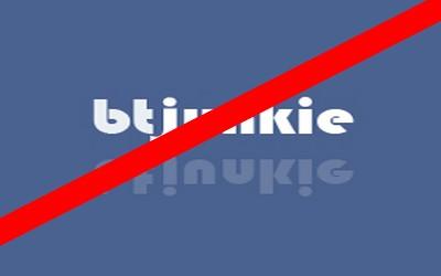 Btjunkie bloccato in Italia