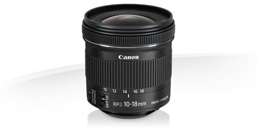 Obiettivo Canon EF-S 10-22 f/3.5-4.5 USM