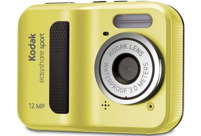 Kodak EasyShare Sport, versione in giallo
