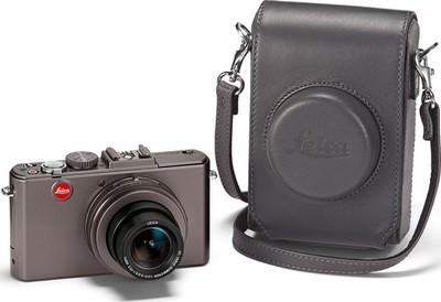 Leica D-Lux 5 Titanium con annessa custodia