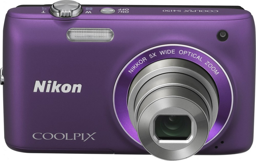 Nikon Coolpix S4150 colore viola (purple)