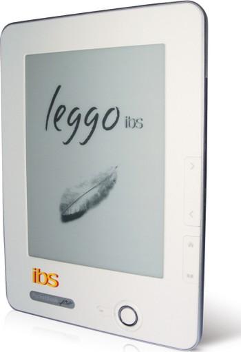 LeggoIBS, l'e-reader di IBS