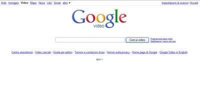 Google Video chiude