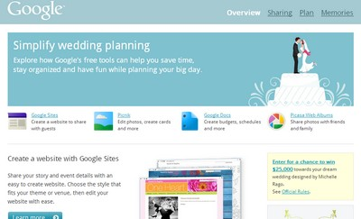 Google for Wedding: matrimonio online su Google