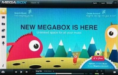 Megabox di Kim Dotcom
