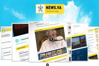 Nuovo sito del Vaticano News.va