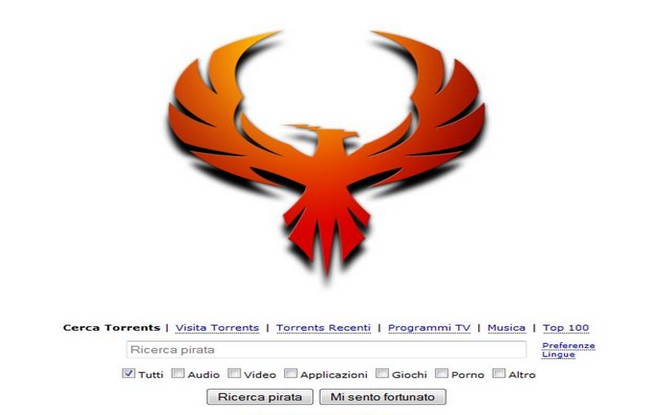 The Pirate Bay torna online